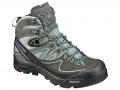 Buty SALOMON X Alp Mid Ltr Gtx W Shadow Castor Grey