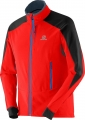 Kurtka SALOMON Momentum Softshell Jkt Red