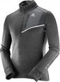 BLUZA SALOMON FAST WING MID M Black