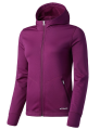 BLUZA ATOMIC W ALPS FLEECE HOODY Berry