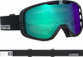 Gogle SALOMON Aksium PHOTO Black/AW Blue