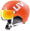 KASK UVEX hlmt 500 Visor Orange Mat 2018