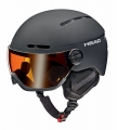 Kask Head Knight Black
