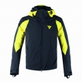 DAINESE ROCA JACK D-DRY JACKET Black/Yellow 2017
