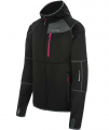 KURTKA VIKING ALPINE LADY Black