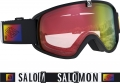GOGLE SALOMON TRIGGER PHOTO Black/AW Red