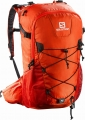 PLECAK SALOMON EVASION 25 Vivid Oran/Lava Orange