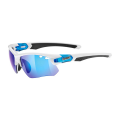 UVEX Sportstyle 109 White Blue (S3)(S1)(S0)