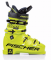 BUTY FISCHER RC4 PODIUM 90 Yellow 2018