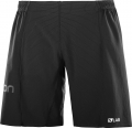 SPODENKI SALOMON S/LAB SHORT 9 M Black