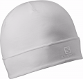 CZAPKA SALOMON ACTIVE BEANIE White