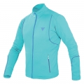 BLUZA DAINESE THERMAL MAN FULL ZIP E1 Blue