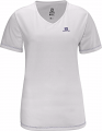 KOSZULKA SALOMON MOTO TECH TEE W White