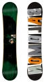 Snowboard SALOMON DRIFT ROCKER WIDE