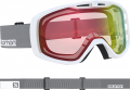 GOGLE SALOMON AKSIUM PHOTO White/Red