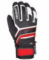 RĘKAWICE REUSCH THUNDER R-TEX XT Black/Red