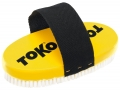 Szczotka TOKO Base Brush oval Nylon