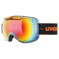 GOGLE UVEX DOWNHILL 2000 FM Coral Orange Mat S3