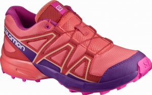 Buty Salomon Spedcross J Living Coral