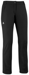 Spodnie Salomon Nova Softshell Pant W Black