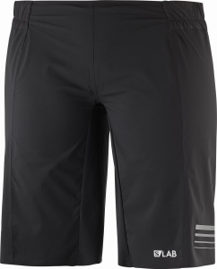 SpodenkiI SALOMON S/LAB Protec Short W Black