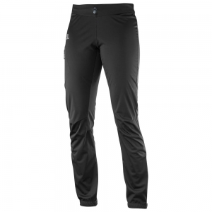 Spodnie Salomon Lightning Softshell Pant W Black