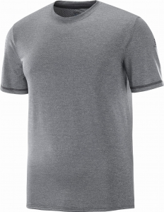 Koszulka SALOMON Pulse SS TEE M Grey