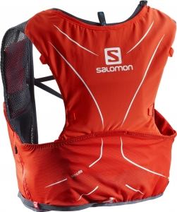 Plecak Salomon ADV Skin 5 SET Fiery Red