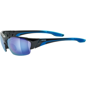Okulary Uvex Blaze III Black Blue S3,S1,S0