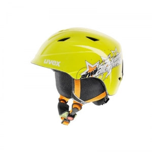 Kask UVEX Airwing II Yellow