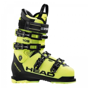 Buty HEAD Advant Edge 105 Yellow Black 2019