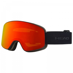 Gogle Head Horizon FMR + SpareLens Yellow/Red