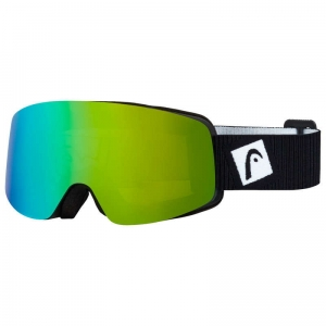 Gogle HEAD Infinity Fmr + SpareLens Blue/Green