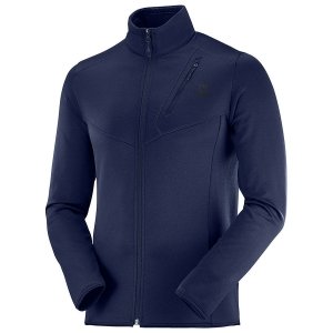 Bluza Salomon Discovery FZ M Night Sky
