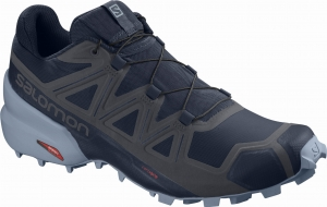 Buty Salomon Speedcross 5 Navy Blaze 406841