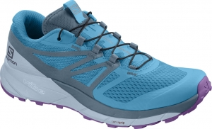 Buty Salomon Sense Ride 2 W Cyan/Blue 406778