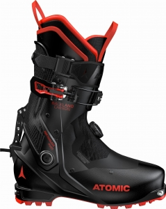 Buty Atomic Backland Carbon Black/Red 2020