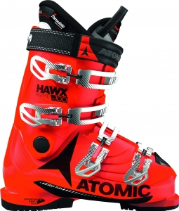 Buty Atomic Hawx Prime R100 Red/Black 2018