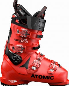 Buty Atomic Hawx Prime 120 S Red/Black 2019