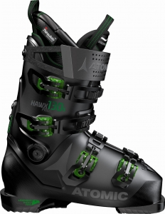 Buty Atomic Hawx Prime 130 S Black/Green 2020