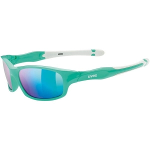 Okulary Uvex Sportstyle 507 green white