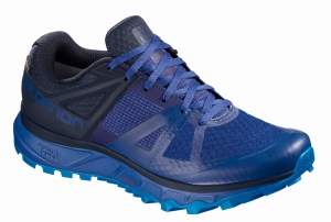 Buty Salomon Trailster GTX Maz Blue 404883
