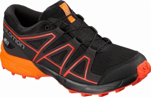 Buty Salomon Speedcross CSWP J Black 404812