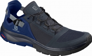 Buty Salomon Techamphibian 4 Navy Blaze 406218