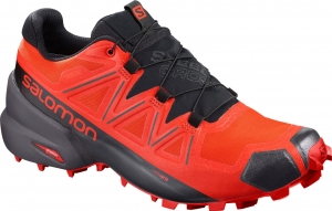 Buty Salomon Speedcross 5 GTX Red 407965