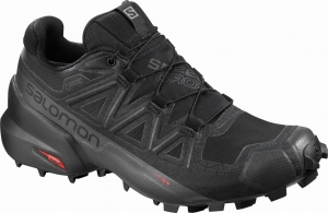 Buty Salomon Speedcross 5 GTX W Black 407954