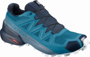 Buty Salomon Speedcross 5 Fjord Blue 409258