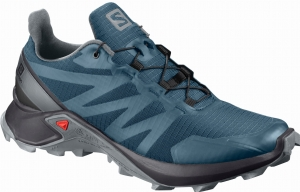 Buty Salomon Supercross W Mallard Blue 409306
