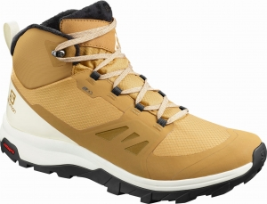 Buty Salomon OUTsnap CSWP Bistre 407943