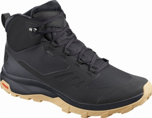 Buty Salomon OUTsnap CSWP Black/Ebony
